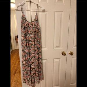 Madewell high/low dress